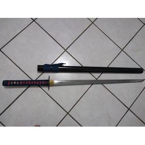 Espada Ninjato Iaito Full Tang Sem Corte