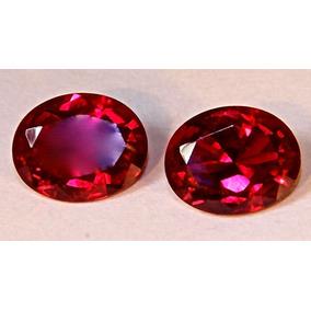 Rsp 3143 Rubi Sangue De Pombo 10x8mm Preço Pedra Com 3 Ct
