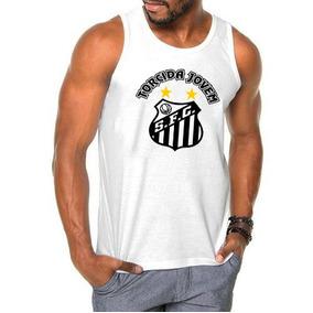 Torcida Jovem Santos - Camisetas e Blusas no Mercado Livre Brasil ced04cd8f2c74