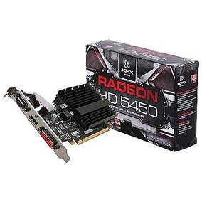 Placa De Video Amd 5450 1gb Ddr3