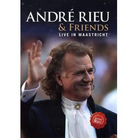 Andre Rieu & Friends Live In Maastricht Dvd Nuevo Original