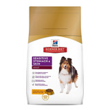 Alimento Para Perro -hills Canino Sensitive Stomach And Skin