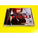 Dino Crisis Dreamcast Usado Sin Rayas Envío Gratis