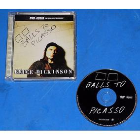 Bruce Dickinson - Balls To Picasso - Dvd Audio - 2003 - Usa