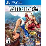 One Piece World Seek / Juego Físico / Stock Ya! / Ps4