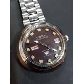 Reloj Citizen Crystal Seven Custom Vintage