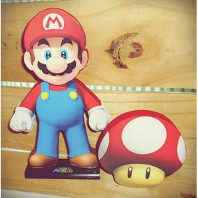 Boneco Mario Toten