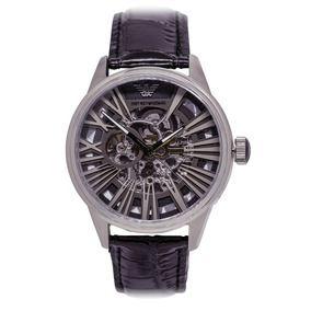 14a863d3cd6 Relógio Emporio Armani Ar 4629 Armani Esqueleto Masculino - Relógios ...