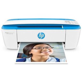 Impressora Hp Deskjet 3775 Ink Advantage Multifuncional Wifi
