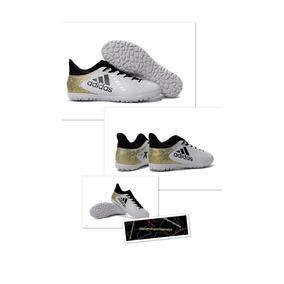 Adidas X 16.3 Dorados en Mercado Libre México bc103b22d76da