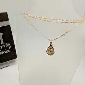 Medalla Para Bautizo 10k Con Cadena Plata Florentina Promo