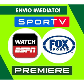 Acesso Ao Sportv,premiere,espn,fox Sport, 12 Mes!