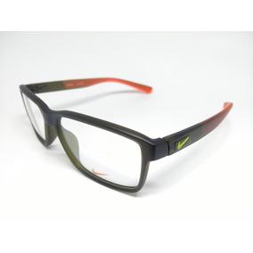 Armacao Oculos Masculino - Óculos Laranja no Mercado Livre Brasil e3d8afd980