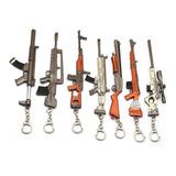 Fortnite Llaveros Armas 100% Metal 12 Cm Espectac. Calidad!!