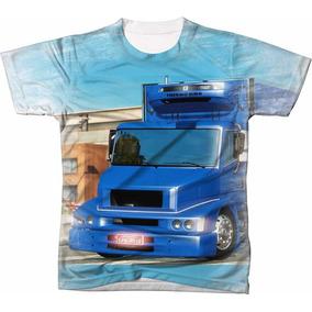 Camisa Camiseta Caminhão Mercedes Benz1620 21d5e877d53b9