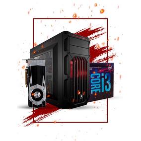 Pc Gamer Intel I3 8100 Gtx 1060 6gb 8gb De Ram Ssd 120gb