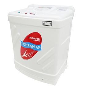 Gerador De Vapor Sauna 12 Kw Trif Inox Sodramar P 18 M³