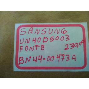 Placa Fonte Sansung Un40d5003