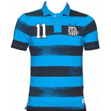 fa78f81bff Camisa Polo Nike Santos Viagem no Mercado Livre Brasil