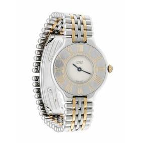 Reloj Must Cartier Siglo 21 Unisex *envio Gratis*