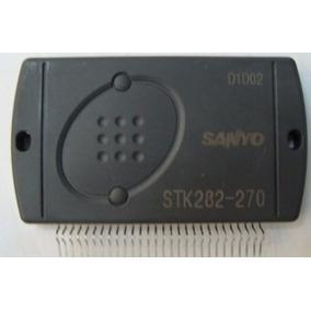 Stk282-270 Amplificador De Audio Original ** Som Lg
