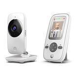 Monitor Bebés Motorola Pantalla 2 Pulgadas Mbp481