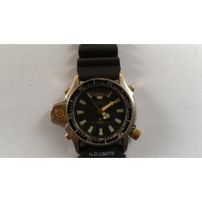 8bc3b21c546 Citizen Aqualand Dm Serie Ouro - Joias e Relógios no Mercado Livre ...