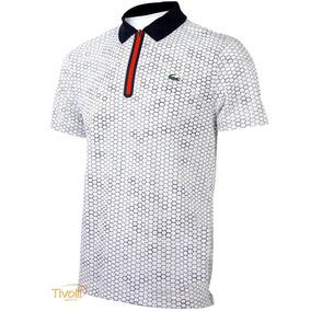 Camisa Lacoste Lançamento Promoçao - Calçados, Roupas e Bolsas no ... 7f1fece945