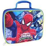 Spider-man Sinister 6 Aislado Lunchbox, Tall Envío Gratis