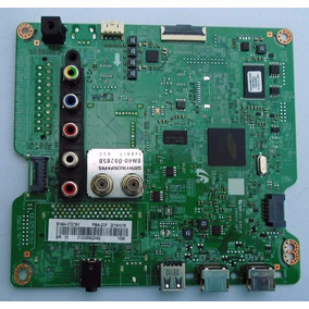 Placa Principal Samsung Pn43h4000 Pn43h4000ag - Bn94-07276k