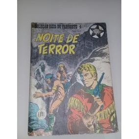 Gibi Col. Reis Do Faroeste Noite De Terror N° 4 Ebal 1980