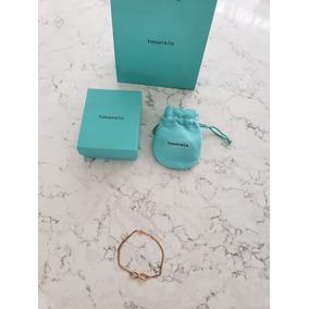 Pulsera Tiffany Oro 100% Original 100% Tiffany & Co Tiffany
