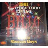 Disco - Billos Caracas Boys - `81 - 4700bs