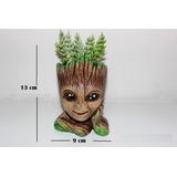 Baby Groot - Ceramica 13 Cm Grutt Groott Mecetero Maceta