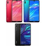 Huawei Y7 2019 Libre Cualquier Compañía Nuevo