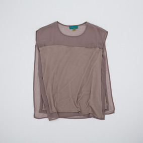 Blusa Sobre Pieza Habano Tscbell03/22 Tienda Oficial