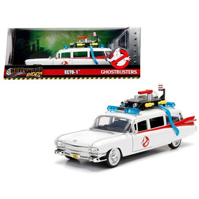 Cadillac Caça Fantasmas Ghostbusters Ecto-1 1:24 Jada Toys