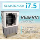 Climatizador I 7,5/m³h Xk-75sy/ 127 Ou 220 V - Lion Clima