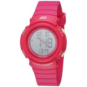 Skechers - Reloj Sr2057 Digital Multifunción Para Mujer