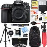 Nikon D7500 20.9mp Formato Dx Cámara Digital Slr (cuerpo Sol