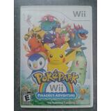 Juego Wii Pokepark Original