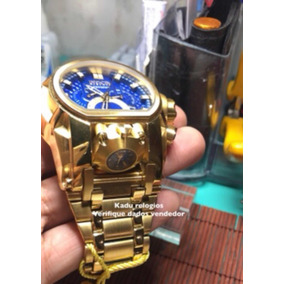 Relógio Invicta Bolt Zeus Magnum Maleta Completo Kadu