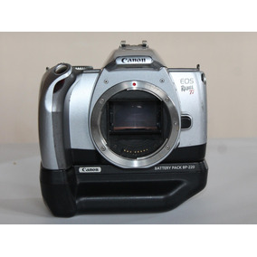 Camara Canon Rebel Ti + Battery Pack Bp- 220 ( De Rollo )