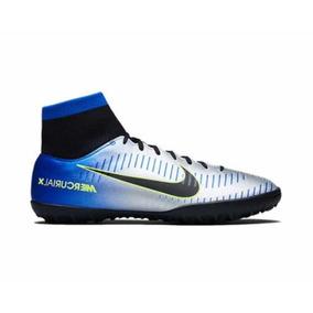Nike Neymar - Tacos y Tenis Nike Plateado de Fútbol en Mercado Libre ... 81c3253663f