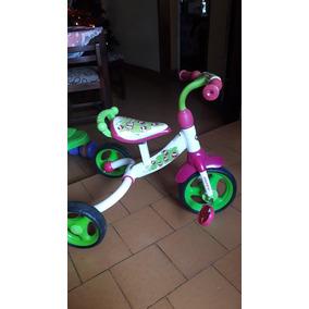 Triciclo Para Niña De Metal