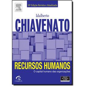 Chiavenato Recursos Humanos Pdf