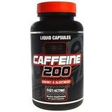 Caffeine 200mg 60 Caps - Cafeina Importada Eua Nutrex