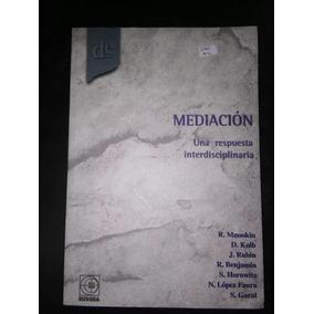 Mediación Una Respuesta Multidisciplinaria