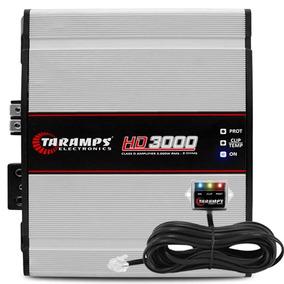 Módulo Amplificador Taramps Hd-3000 Digital Dsp-3000 W Rms