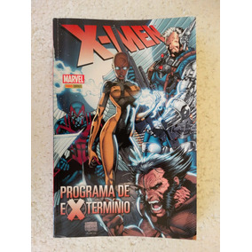 X-men Programa De Extermínio! Panini 2014! 332 Páginas!